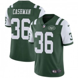 Limited Youth Blake Cashman New York Jets Nike Team Color Vapor Untouchable Jersey - Green