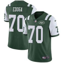 Limited Youth Chuma Edoga New York Jets Nike Team Color Vapor Untouchable Jersey - Green
