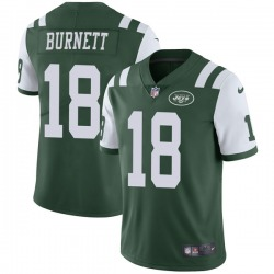 Limited Youth Deontay Burnett New York Jets Nike Team Color Vapor Untouchable Jersey - Green