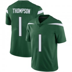 Limited Youth Deonte Thompson New York Jets Nike Vapor Jersey - Gotham Green
