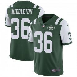 Limited Youth Doug Middleton New York Jets Nike Team Color Vapor Untouchable Jersey - Green