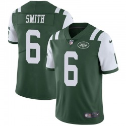 Limited Youth Jeff Smith New York Jets Nike Team Color Vapor Untouchable Jersey - Green