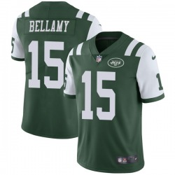Limited Youth Joshua Bellamy New York Jets Nike Team Color Vapor Untouchable Jersey - Green