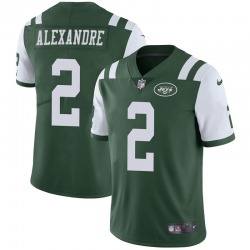 Limited Youth Justin Alexandre New York Jets Nike Team Color Vapor Untouchable Jersey - Green