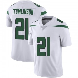 Limited Youth LaDainian Tomlinson New York Jets Nike Vapor Jersey - Spotlight White