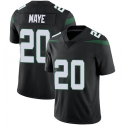 Limited Youth Marcus Maye New York Jets Nike Vapor Jersey - Stealth Black
