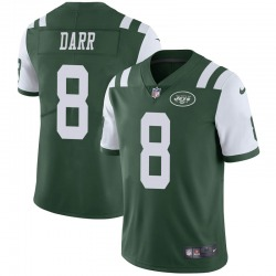 Limited Youth Matt Darr New York Jets Nike Team Color Vapor Untouchable Jersey - Green