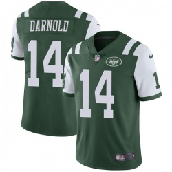 Limited Youth Sam Darnold New York Jets Nike Team Color Vapor Untouchable Jersey - Green