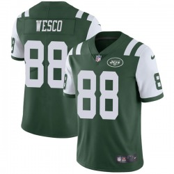 Limited Youth Trevon Wesco New York Jets Nike Team Color Vapor Untouchable Jersey - Green