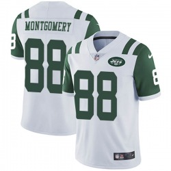 Limited Youth Ty Montgomery New York Jets Nike Vapor Untouchable Jersey - White