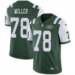 Limited Youth Wyatt Miller New York Jets Nike Team Color Vapor Untouchable Jersey - Green